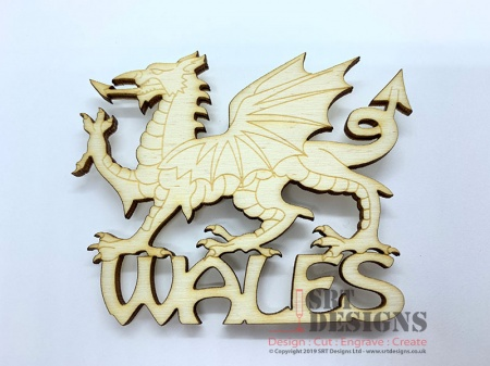 Dragon Magnet (WALES)
