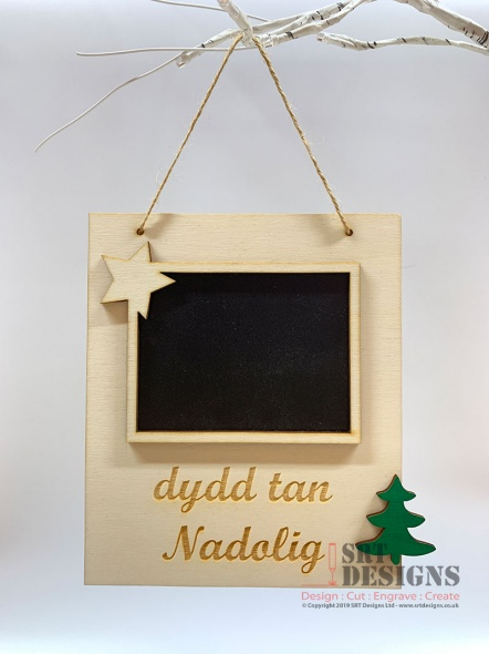 Days Until Christmas (Welsh)